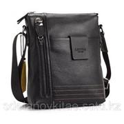 Мужской кожаный портфель M0033 фото