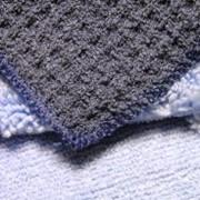 Полировальная микрофибровая вафельная салфетка 40х60 см фото