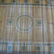 Циновка из бамб. палочек, с подкладкой, с рисунком (120*180), арт. 8606 53289-L фото