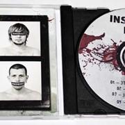 Диски CD в упаковке JewelBox, односторонняя цветная обложка, целлофанирование фото