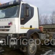 Полноприводный тягач Ивеко-тракер 6х6, Евро 5 ,2012г фото