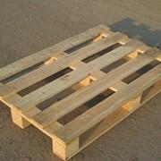 Поддон деревянный от производителя Апрель, МЧПКП фото