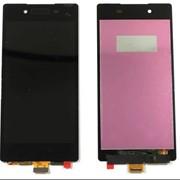 Дисплей для Sony E6553 (Z3+) в сборе с тачскрином (черный) фото