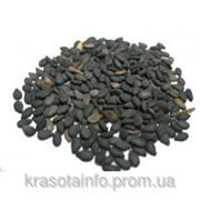 Черный кунжут 100 гр. фото