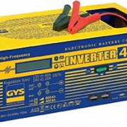 Зарядное утройство автоматическое INVERTER 40HF для всех видов батарей емкостью 25-400/800 Ач фото