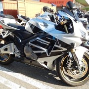 Мотоцикл спортбайк No. B5545 Honda CBR600RR фото