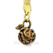 Брелок Змейка Питон - Каа фото