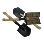Саперная пехотная лопата (мпл), настоящая с чехлом фото