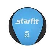 Медбол Starfit Pro GB-702 5 кг синий фото