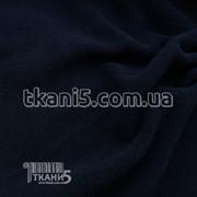 Ткань Микрофлис на меху 440 GSM (темно-синий) 5549 фото