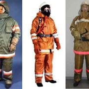 Пошив спецодежды для пожарников фото
