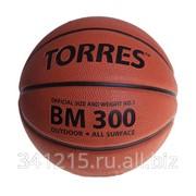 Мяч баскетбольный №3 Торрес BM300 детский фото