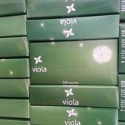 Салфетки в коробках VIOLA фото