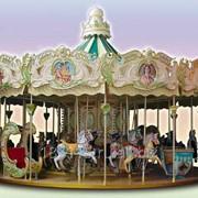 Аттракцион Свадебная карусель Merry Go Round Code 601 фото
