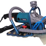 Универсальная машинка для профильной обработки камня ДМ-1 фото