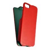 Чехол для iPhone 5, гладкий красный фото