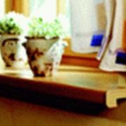 Подоконники ламинированные фото