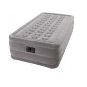 Надувная кровать ортопедическая Intex односпальная,191х99х46 см фото