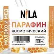 Парафин косметичеcкий Nila (Молоко и мёд) 400г