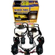 Комплект би-ксенона Sho-Me Super Slim H4 (5000K) фото