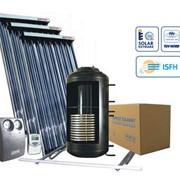 Гелиосистемы вакуумные для нагрева воды WATT CPC 300/2 фото