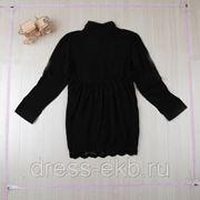Блузка-Черный
