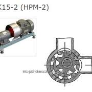 Шестеренный насос ШНК15-2 (НРМ-2) фото