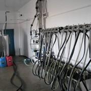 Доильная установка в молокопровод на 200 гол. КРС фото