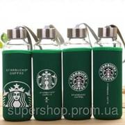 Бутылка дорожная для воды STARBUCKS COFFEE 130-12311577 фото