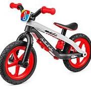Беговел в стиле трюкового Chillafish BMXie-RS красный фото