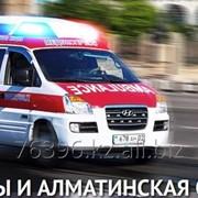 Транспортировка больных по г. Алматы фото