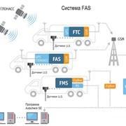 Система контроля расхода топлива фото