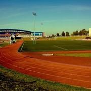 Укладка спортивных покрытий в Алматы фото