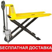 Стол-тележка г/п 0,3-1,5т, подъем 300-1000мм. фото