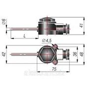 Датчик температуры термосопротивления ДТС125-РТ100.В2.60 фото