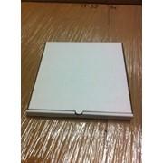 Коробка для пиццы 320*320*40 белая фото