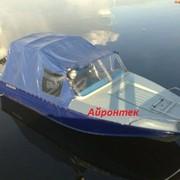Тенты для яхт, катеров фото