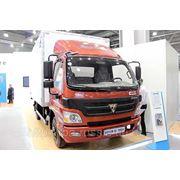 Промтоварный фургон Foton Aumark BJ 1051