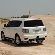 Катализатор RL на Nissan Patrol Y62/Inifiniti QX56/QX80 Z62 фото