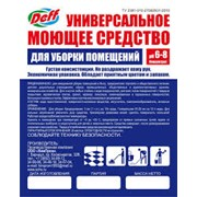Моющее средство для уборки помещений (концентрат) рН 6-8 фото