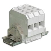 Блок зажимов наборных мостиковых БЗН27-16М80 фото