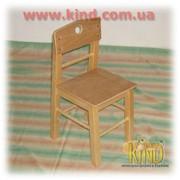 Детские стулья , деревянные фото