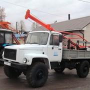 Бурильно-крановая машина БКМ-317-01 фото