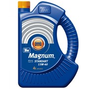 Масло ТНК Magnum Standart SAE 15W-40 API SF/CC (4L) (РНПК) фото