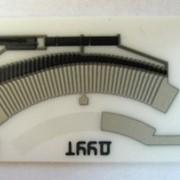 Резистивные элементы датчика уровня топлива для УАЗ-3741 фото