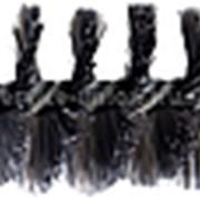 Щетка металлическая для чистки котла люкс 40мм фото
