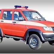Автомобиль штабной АШ-5 УАЗ-3163 фото