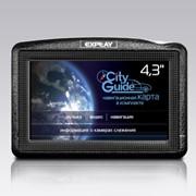 GPS-навигатор автомобильный Explay PN-375 CityGuide фото