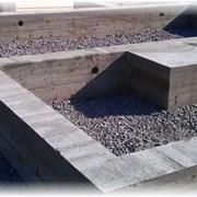 Монолитно-бетонные работы. фото