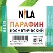 Парафин косметичеcкий Nila (Алоэ) 400г фото